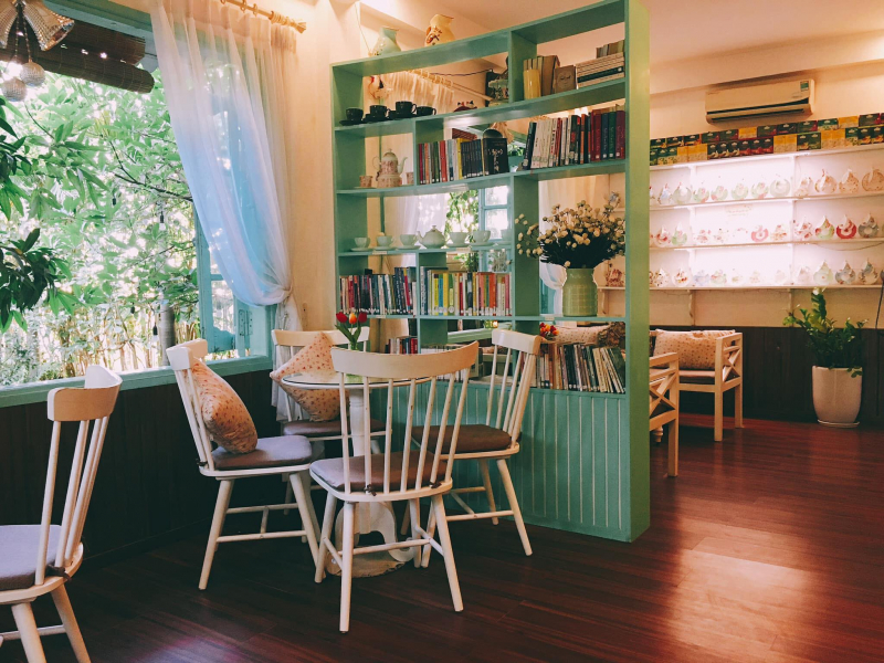 Antea - English Tearoom