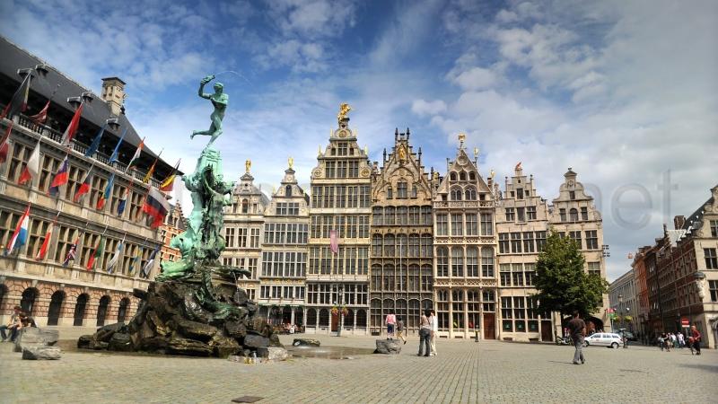 Thành phố Antwerp