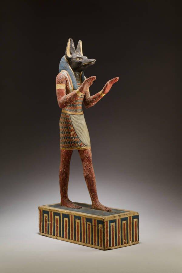 Anubis - Thần ướp xác các vị Thần