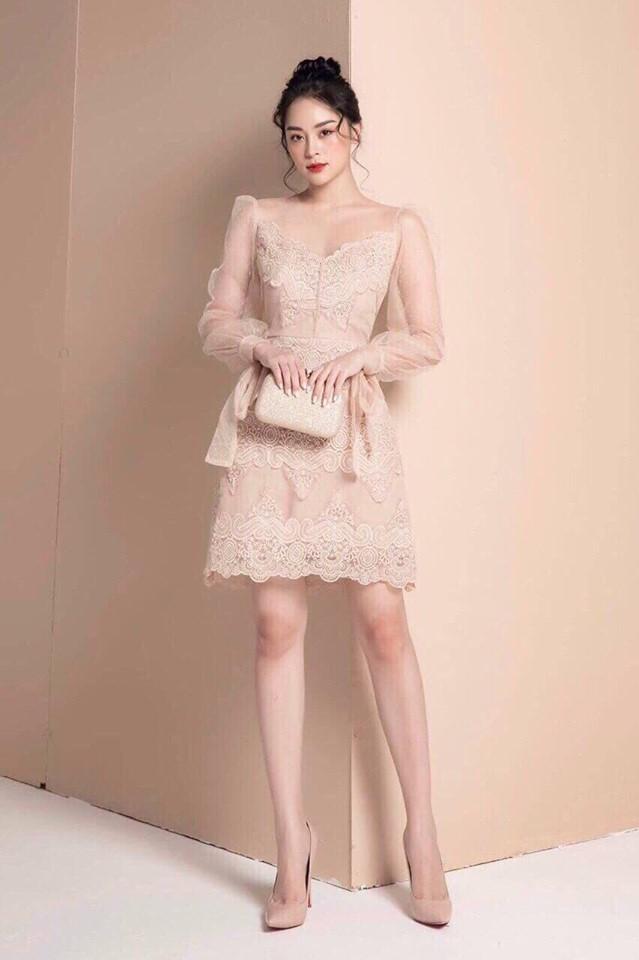 Váy thiết kế đẹp vô cùng