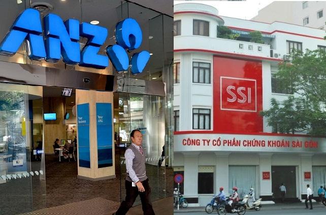 ANZ là một trong những ngân hàng nước ngoài đầu tiên được cấp phép thành lập ngân hàng thương mại có 100% vốn nước ngoài tại Việt Nam