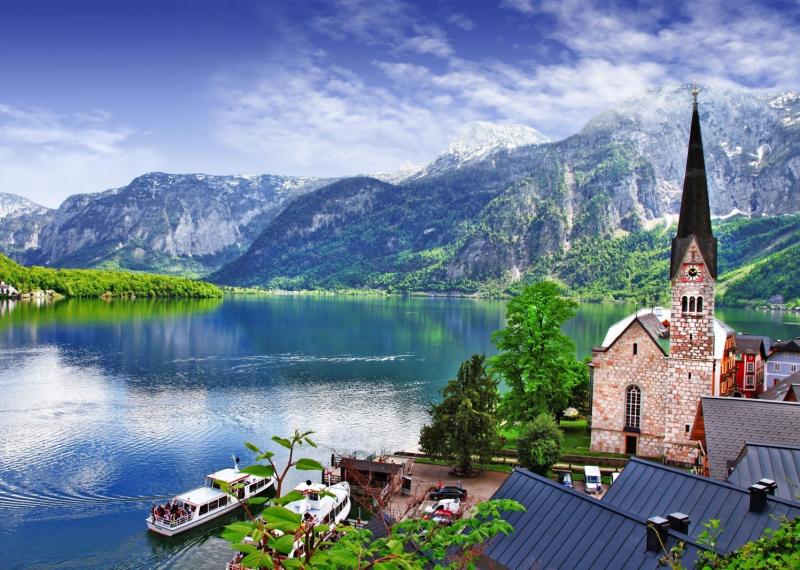 Áo là một trong những địa điểm du học còn khá lạ tai với sinh viên Việt Nam