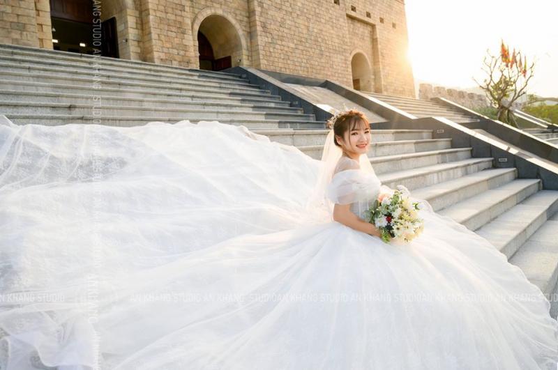 Áo cưới An Khang
