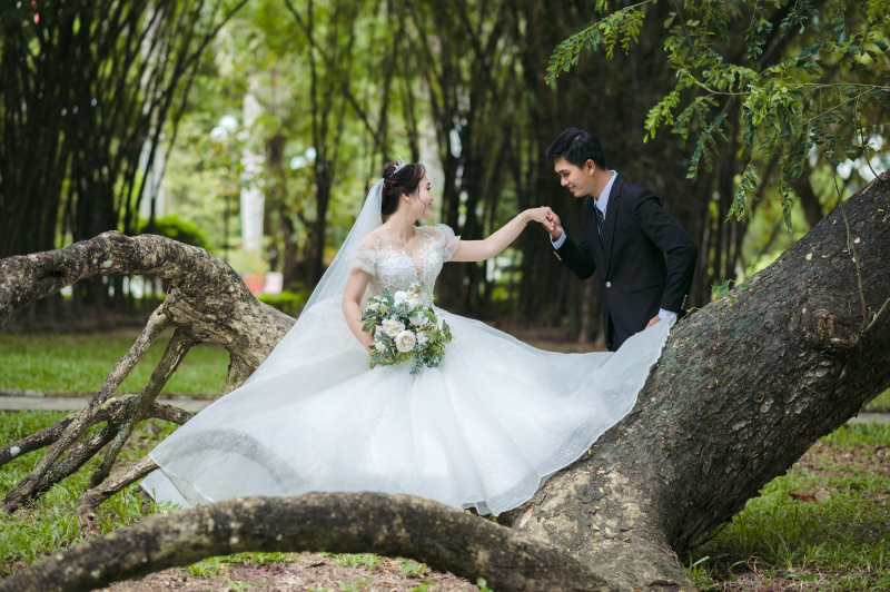 Áo cưới Bee Wedding Studio