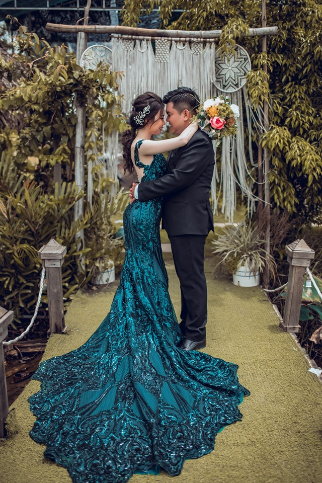 Áo cưới CAO KHANH