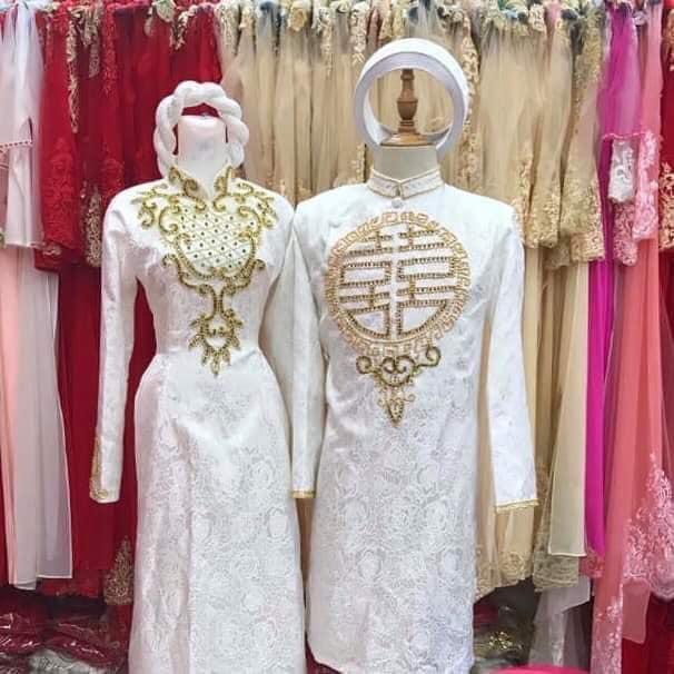 Áo cưới Cúc