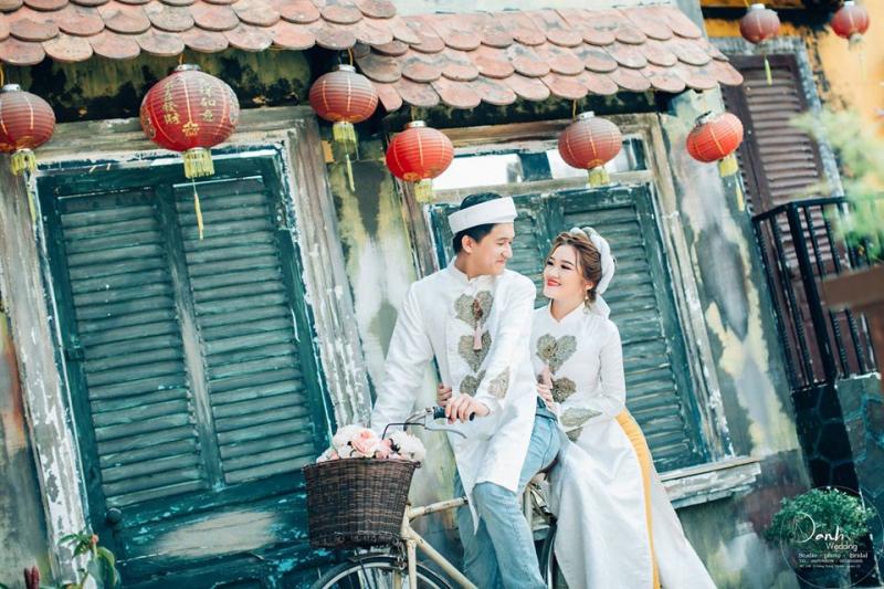 Áo cưới  Danh wedding