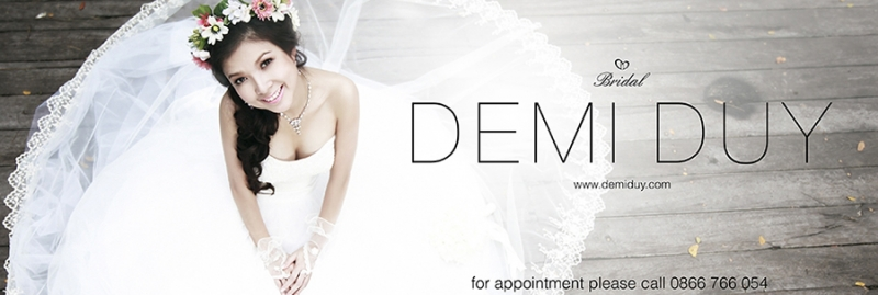 Áo cưới Demi Duy