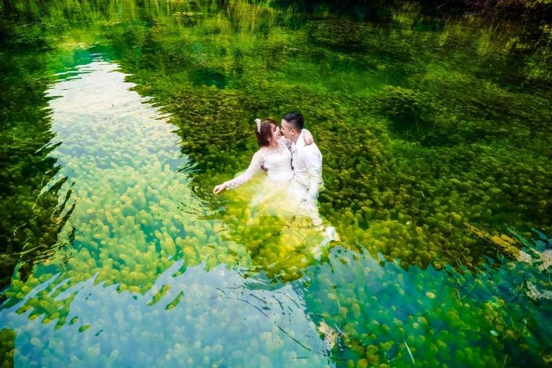 Áo cưới Điềm - địa chỉ chụp ảnh cưới chuyên nghiệp tại Bắc Ninh