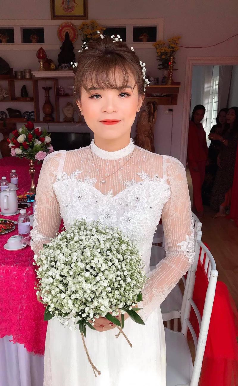 Áo cưới Hà Wedding