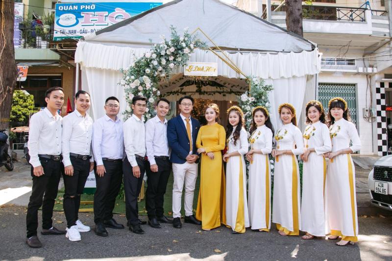 Áo cưới Hảo