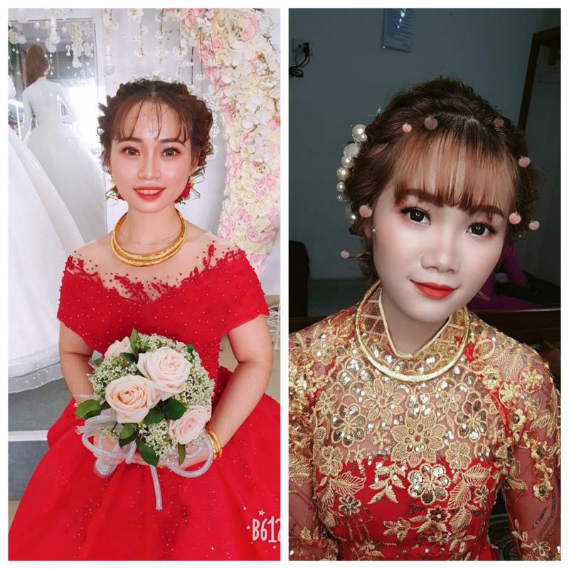 Áo cưới Hoa