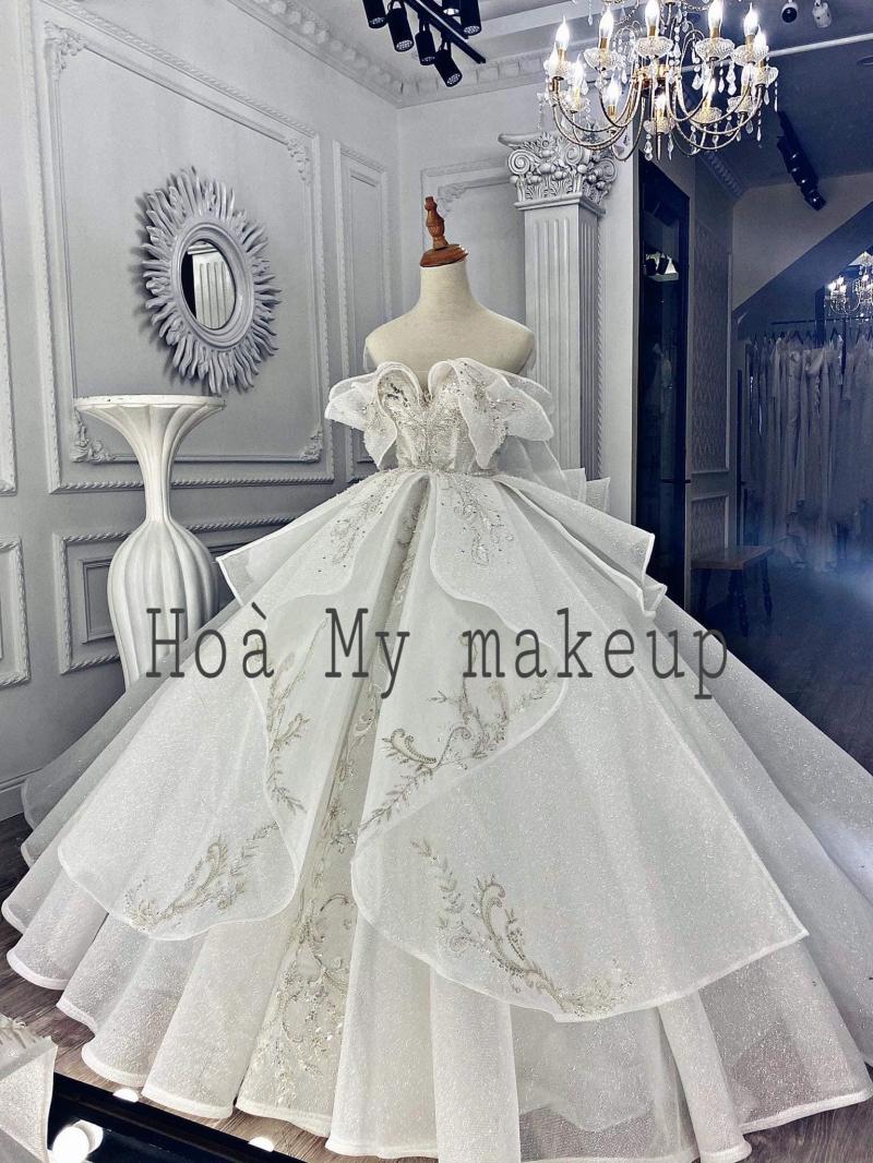 Áo cưới Hòa My