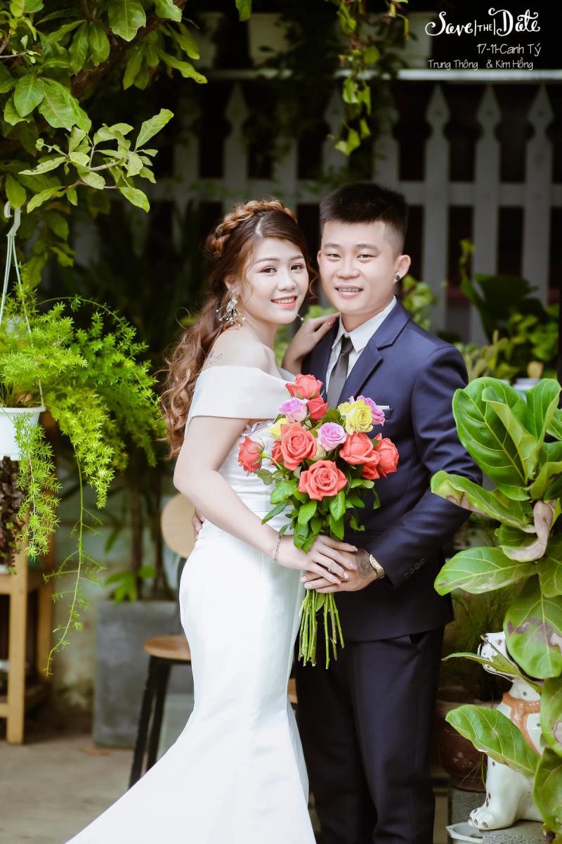 Áo cưới Hoàng Lê 2
