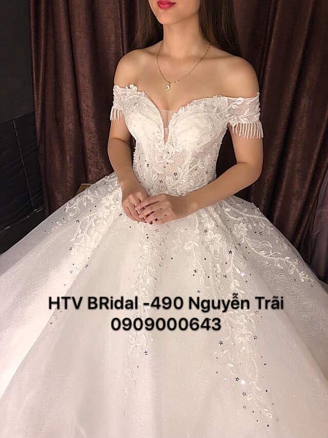 Áo cưới HTV Bridal