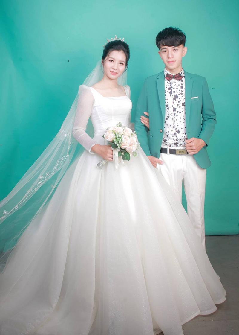 Áo cưới Hùng Nga