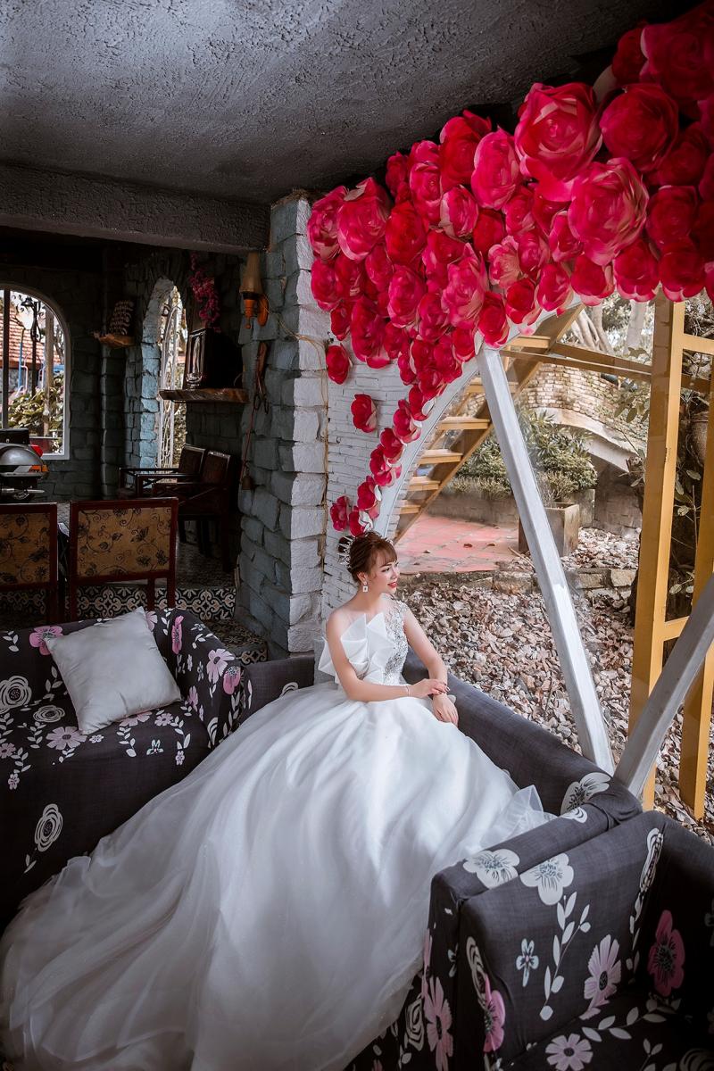 Áo cưới Huyền Trang
