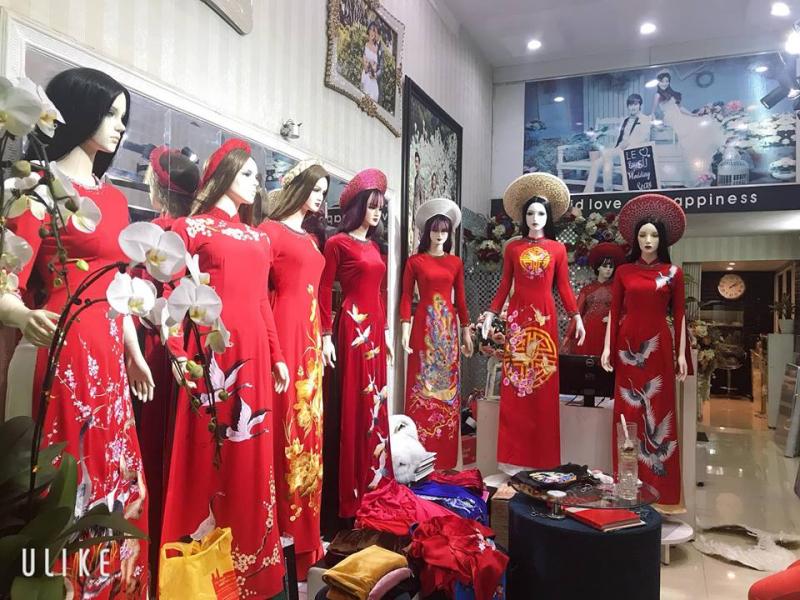Áo Cưới Juuny Hạnh Trần