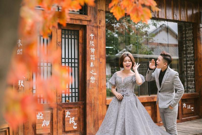 Áo cưới Khang Nguyễn