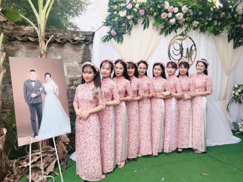 Sản phẩm áo dài tại Áo cưới Khánh Ly