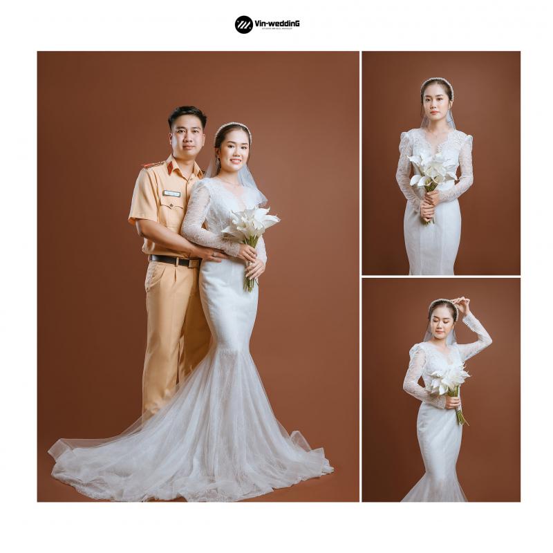Áo cưới Khánh My