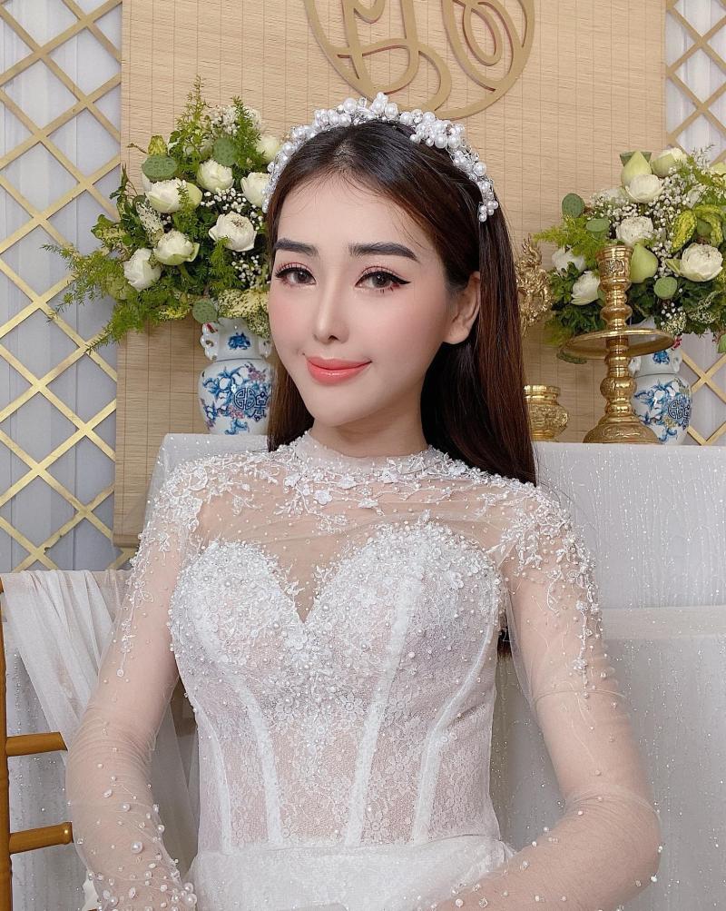 Áo cưới Khoai Tây