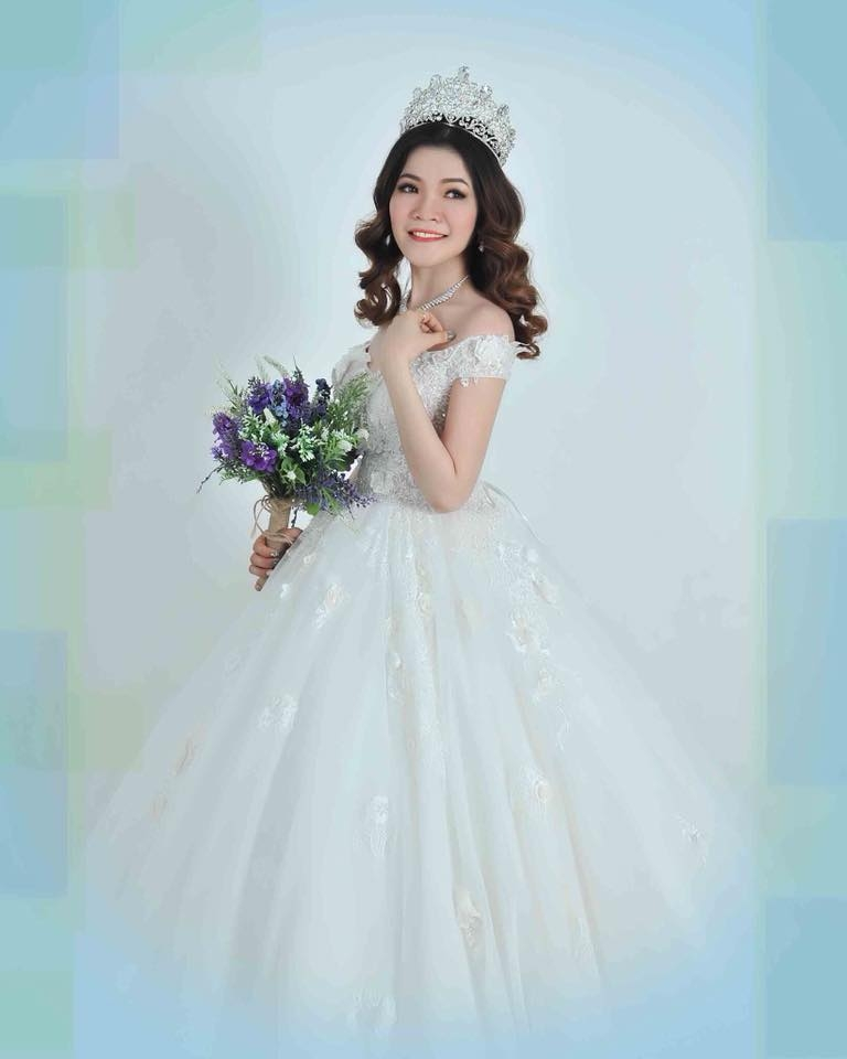 Áo cưới Kim Cương