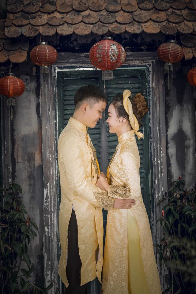 Áo cưới Lê Phạm