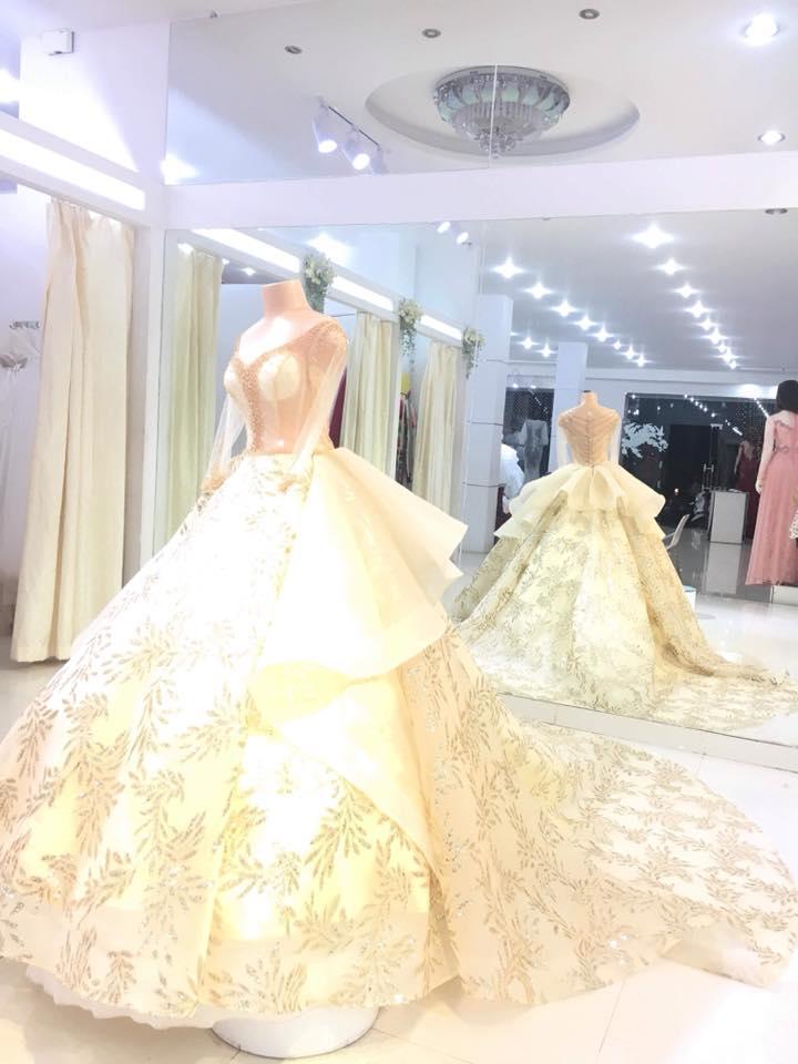 Áo cưới Liễu Nhỏ