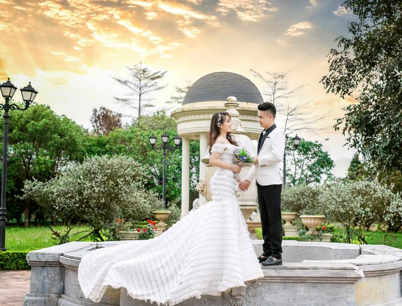 Áo cưới Linh Nguyễn