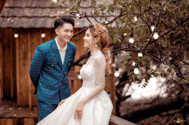Áo cưới Lucky Anh & Em
