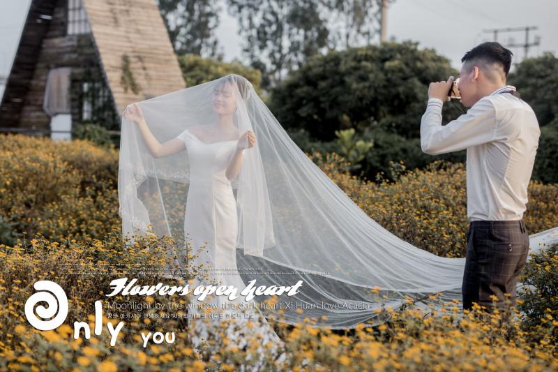 Áo cưới Mimoza