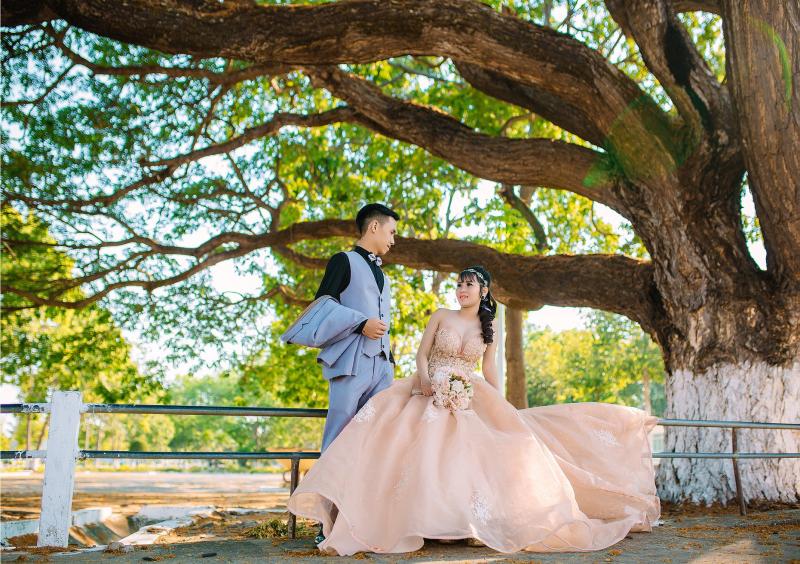 Áo cưới Nary Trần