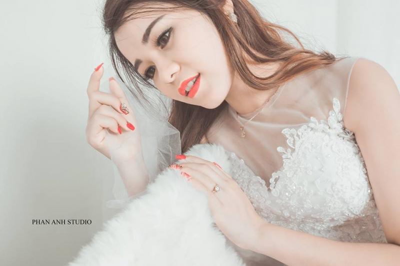 Áo cưới Phan Anh