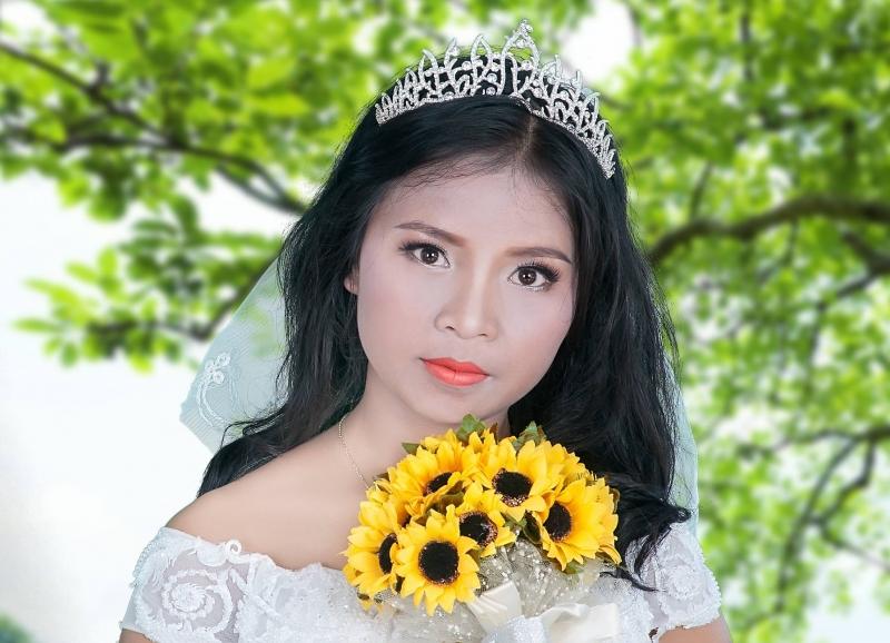 Áo cưới Phúc Thụy - Ngọc Linh