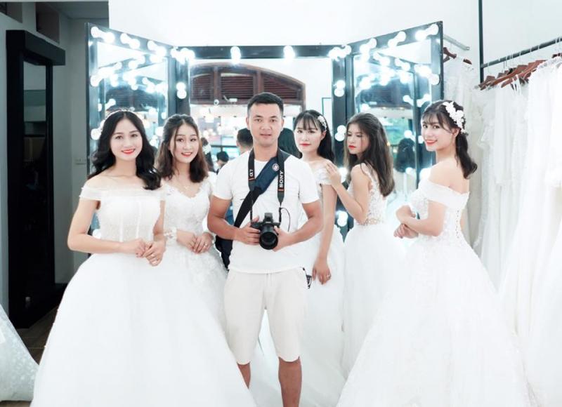 Áo Cưới Quang Hạnh