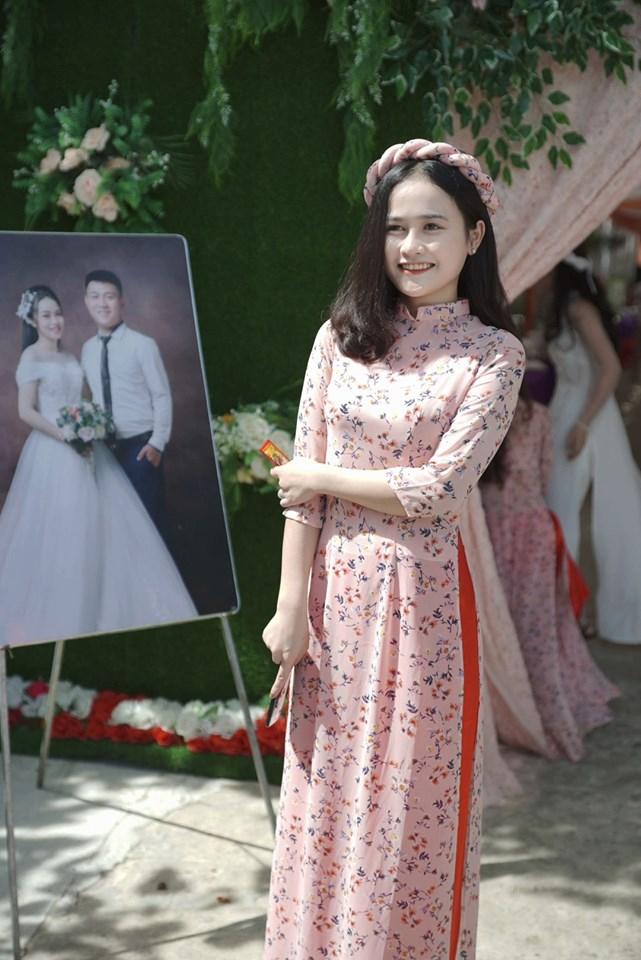 Mẫu áo dài tại Áo cưới Quang Hạnh