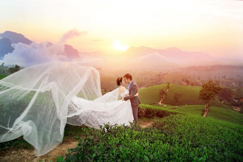 Áo cưới Quang Ngọc
