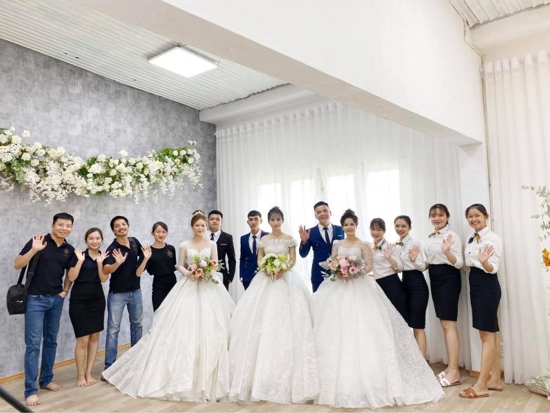 Áo cưới Sài Gòn