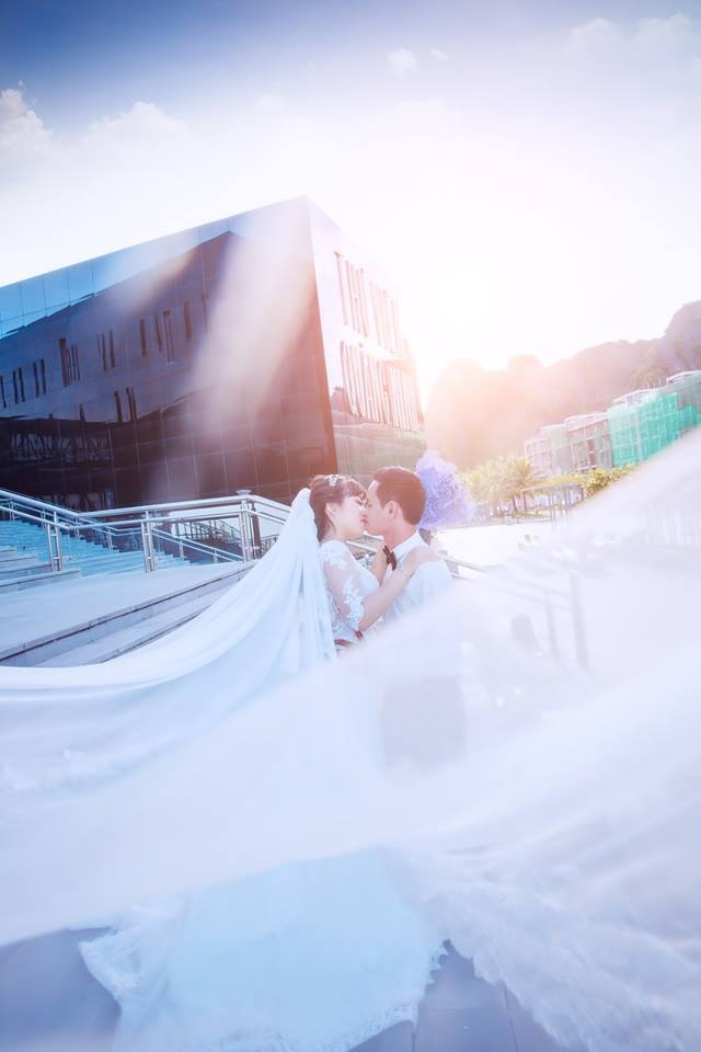 Áo cưới Thắng Hà