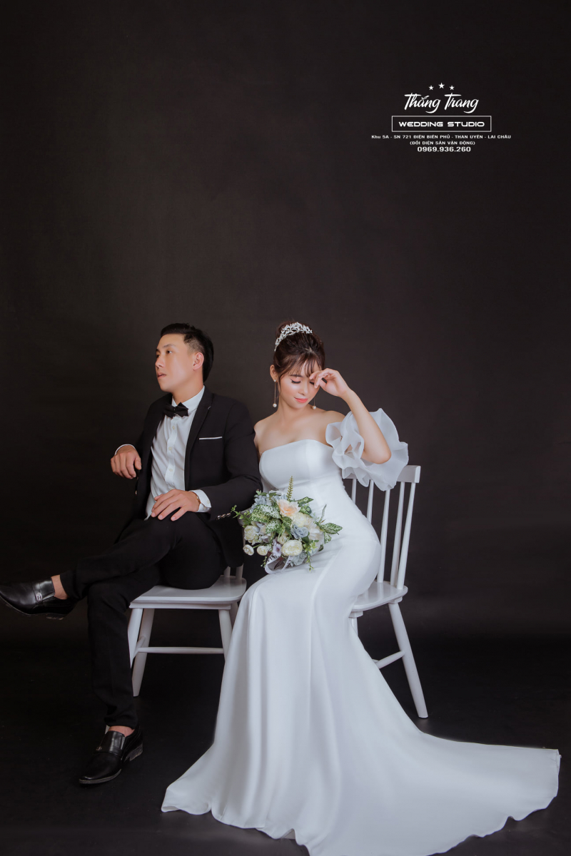 Áo cưới Thắng Trang