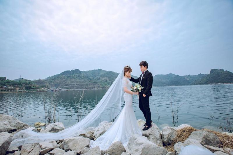 Áo cưới Thế Sơn
