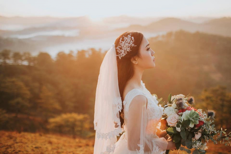 Áo cưới Thiên Lý