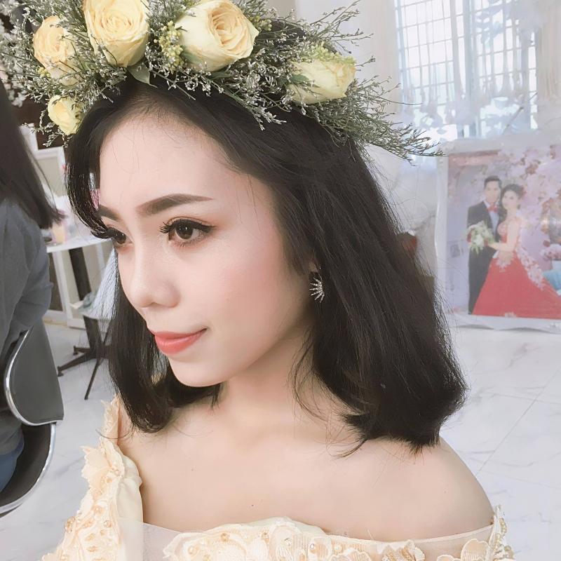 Áo cưới Thiên Nga