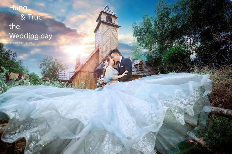 Áo Cưới  Quỳnh Tiên Bridal