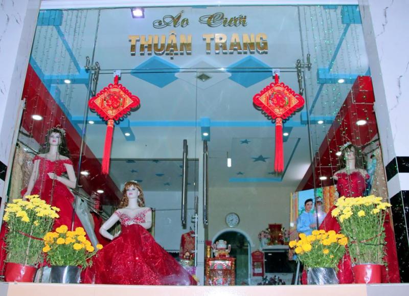 Áo cưới Thuận Trang