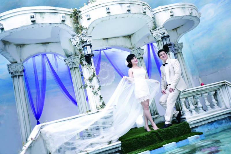Áo cưới Thủy Hương