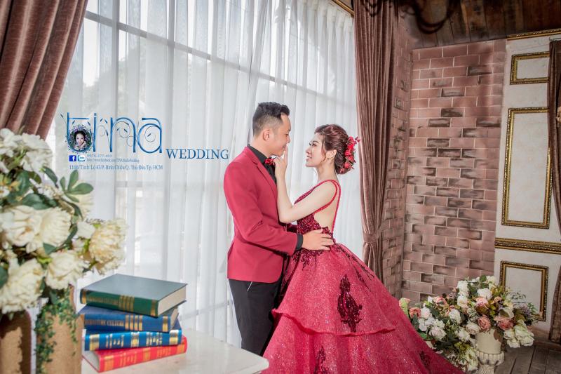 Áo cưới TiNa