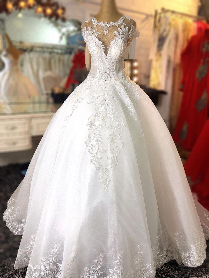 Áo cưới TINY TRẦN