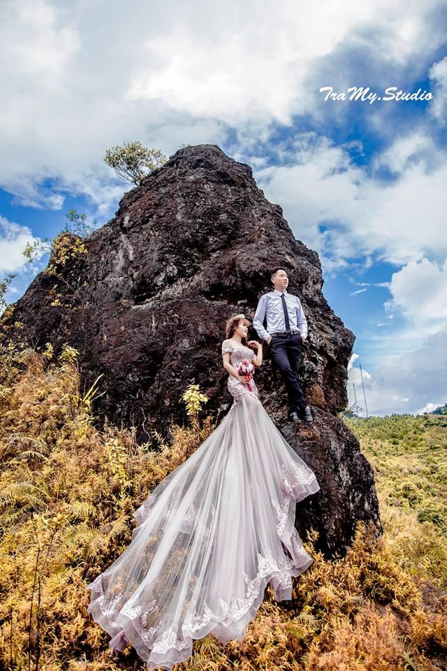 Áo cưới Trà My